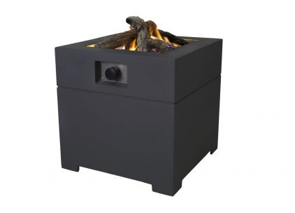 Pacific Lifestyle Cosiconcrete 60 Anthracite Fire Pit