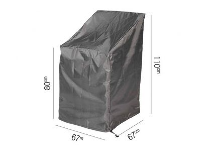 Stackable Chair AeroCover D67 x D67 x 80/110cm