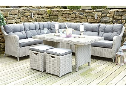 Pacific Lifestyle Antigua Casual Dining Set