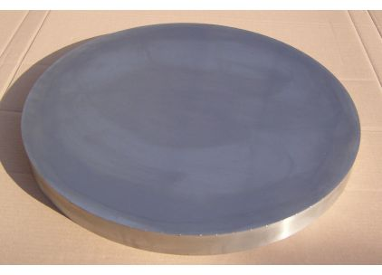 Gas Fire Pit Stainless Steel Lid