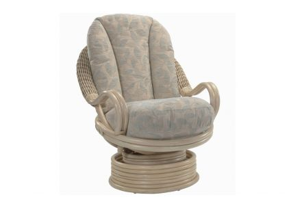 Desser Deluxe Swivel Rocker Natural