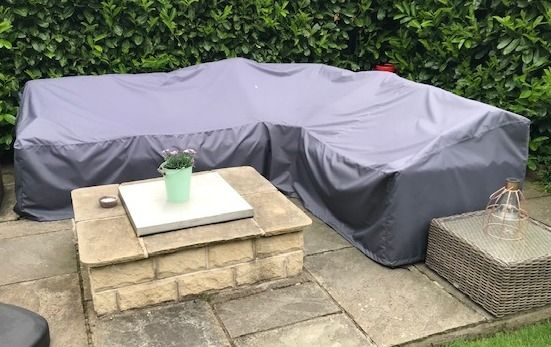 Bespoke Garden Furniture Covers. Design your own!