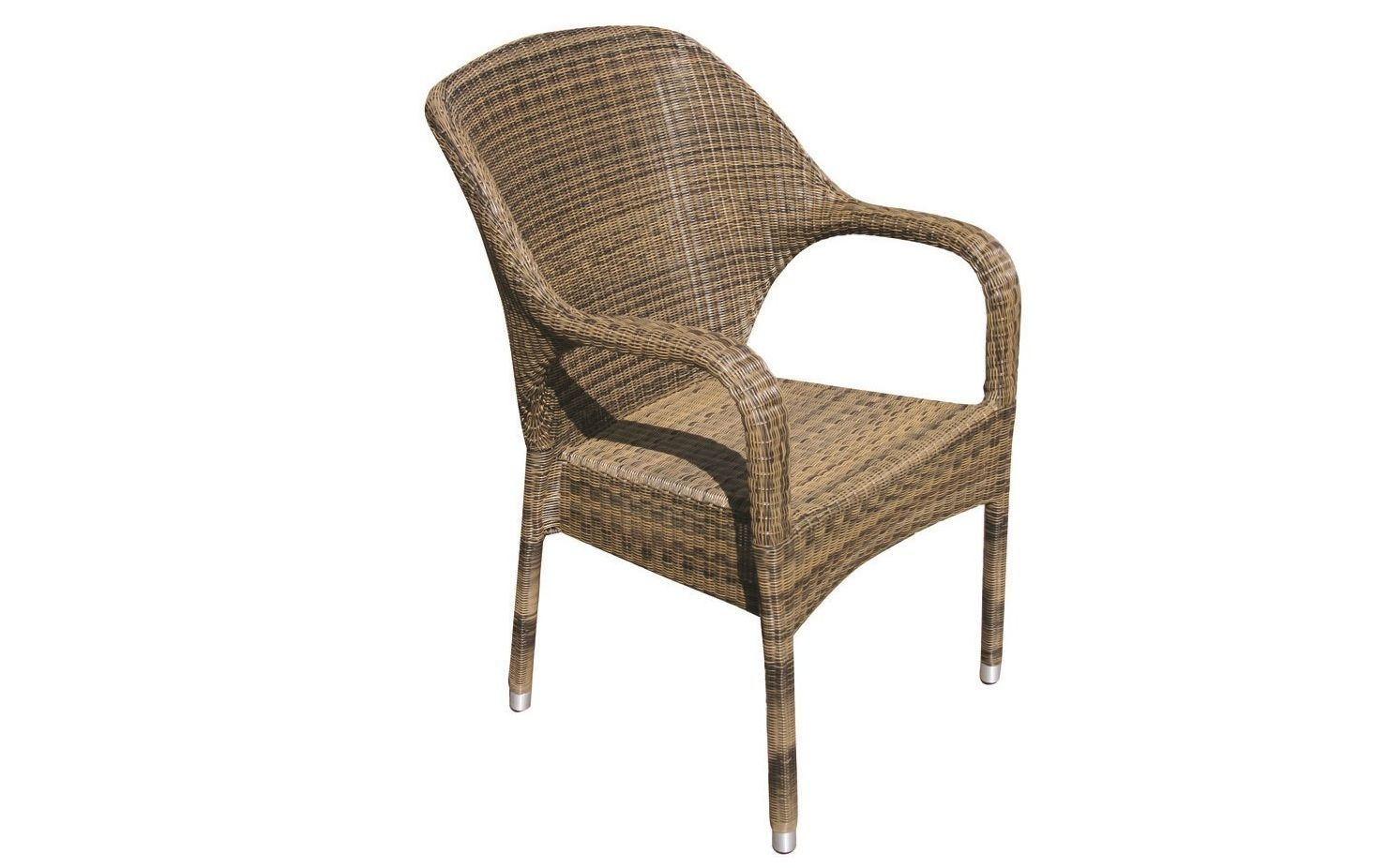 Bridgman Sussex Stacking Dining Armchair With Cushion