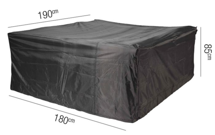 Garden Set AeroCover Oblong W180 x D190 x 85cm High