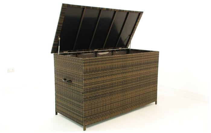 Maze Rattan Hawaii Rattan Garden Storage Box