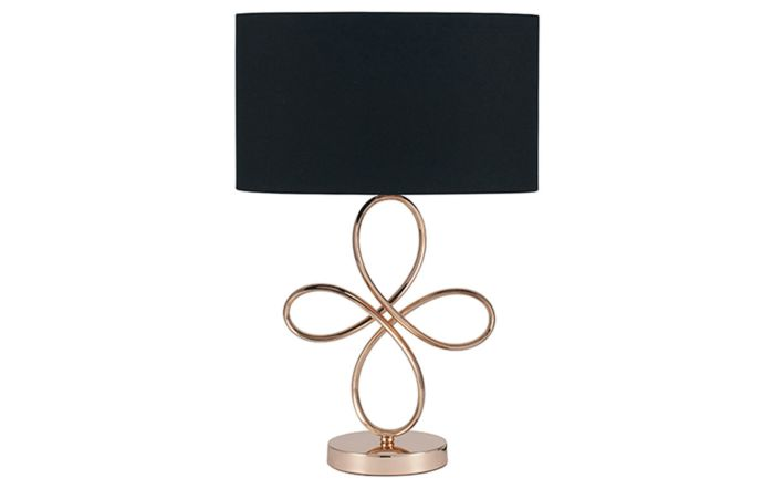Pacific Lifestyle Gold Metal Table Lamp