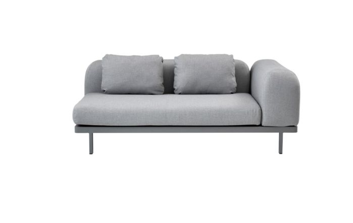Cane-Line Space 2-Seater Modular Sofa