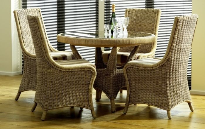 Cane Industries Amalfi Cane Rattan Wicker Dining Range