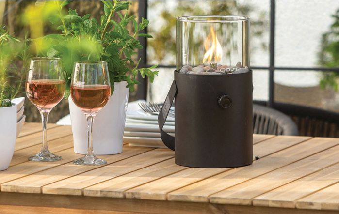 Pacific Lifestyle Cosiscoop Black Fire Lantern