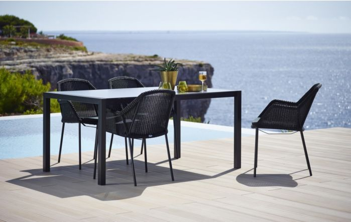 Cane-Line Breeze Four Seater Dining Set