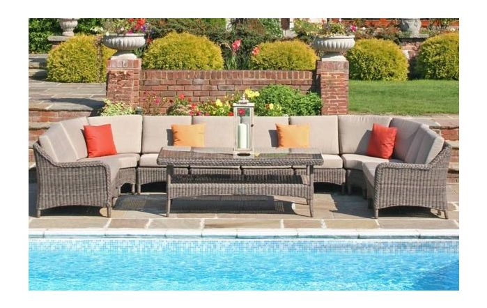 Bridgman Marlow Modular Casual Dining Sofa Set