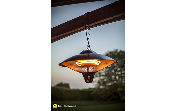 La Hacienda Hanging 2100W Patio Heater
