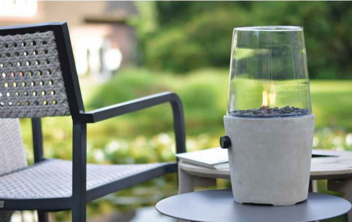 Pacific Lifestyle Cosicement Fire Lantern