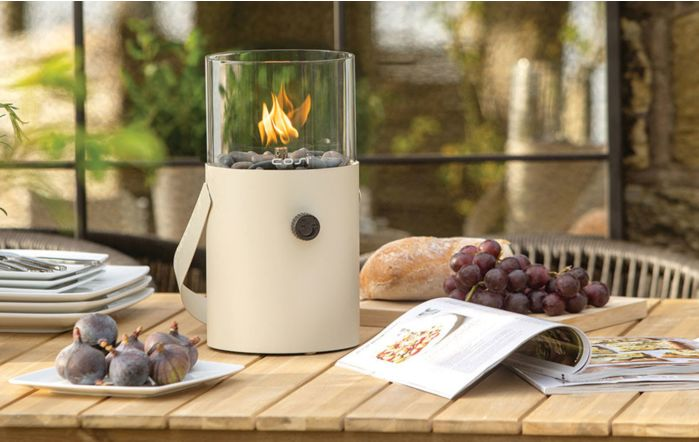 Pacific Lifestyle Cosiscoop Ivory Fire Lantern