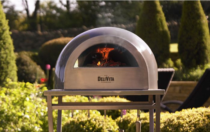 DeliVita Wood Fired Oven - Design your own