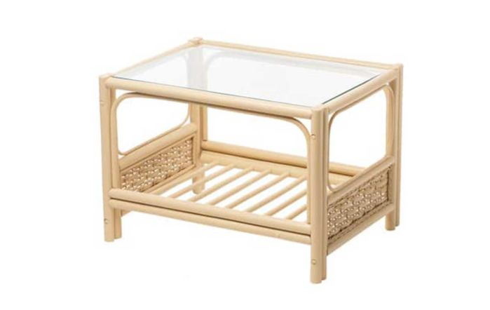 Desser Vale Cane Rattan Coffee Table