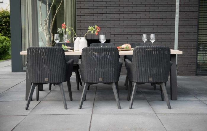 4 Seasons Outdoor Derby Lisboa Six Seater Dining set
