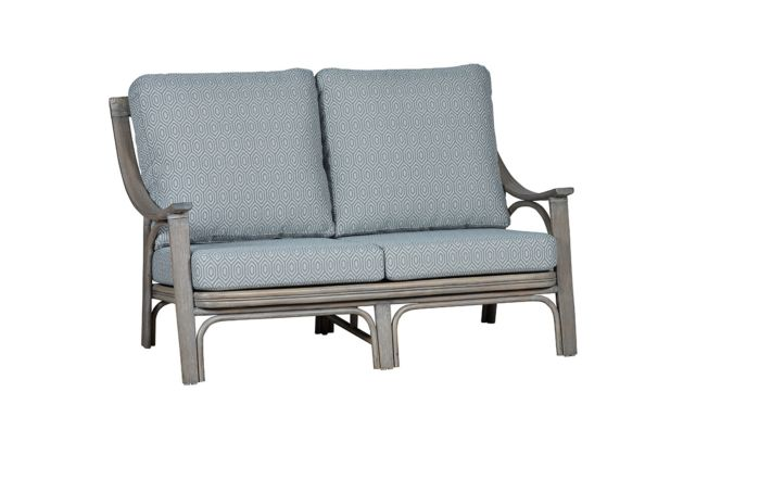 Cane Industries Lupo Cane Rattan 2.5 Seat Sofa