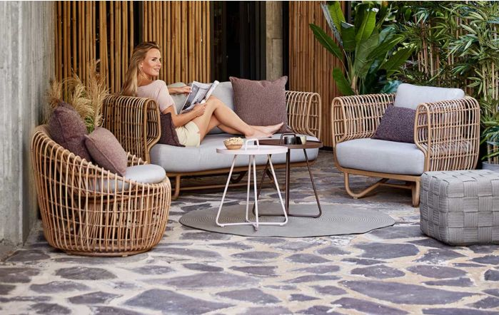 Cane-Line Garden Nest Chairs and Sofa Range