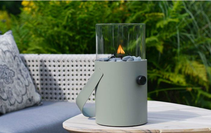 Pacific Lifestyle Cosiscoop Green Fire Lantern
