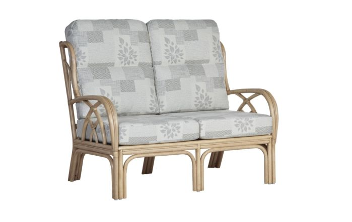 Cane Industries Padova Cane Rattan Wicker 2 Seater Sofa