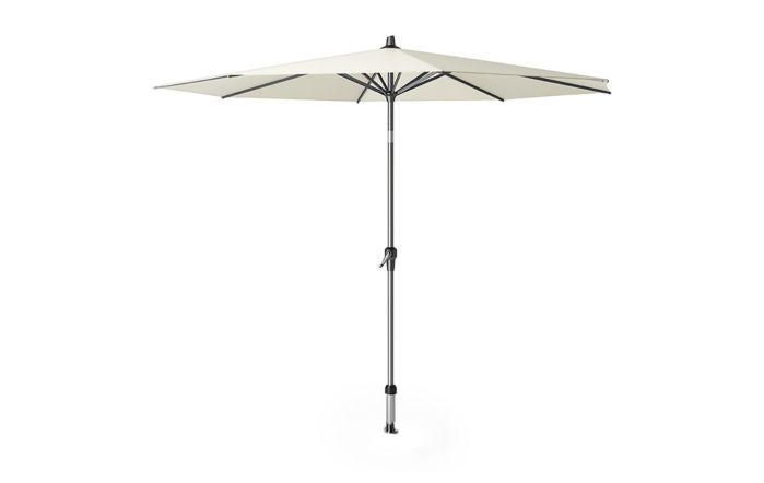 Pacific Lifestyle 3 Metre Riva Platinum Parasol - Ivory