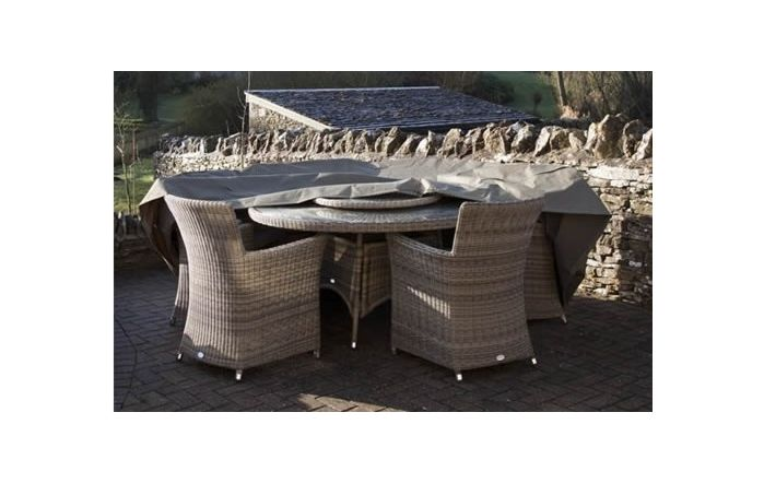 Bramblecrest Round Dining Set Cover