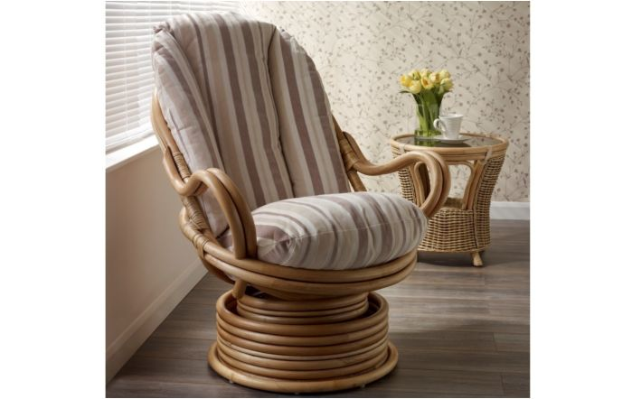 Cane Industries Royal Swivel Rocker