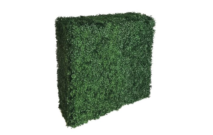 Wonder-Wal Artificial Hedging Buxus Hedge-H750xW750xD250