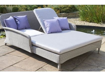 Bridgman Evesham Double Sun Lounger