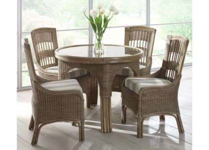 Cane Industries Monza Cane Rattan Wicker Dining Range