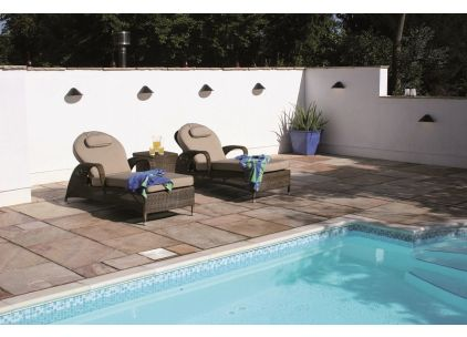 Bridgman Sussex Sunlounger